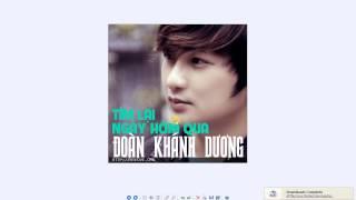 Hướng dẫn Download nhạc 320kbps từ ZingMp3 & nhạc không lời tại Woim.Net
