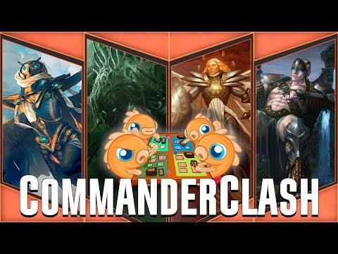 Commander Clash S4 Episode 19: Jank Tribal!
