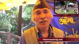Ama Foundation and curry without worry- Meet Shrawan Nepali