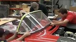 1960 Corvette Dash Pad Installation - Part 19
