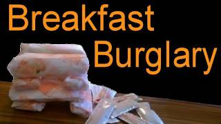 Mcdonald's: Breakfast Burrito (burglary)