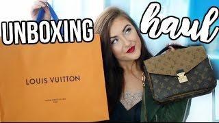 flushyoutube.com-Louis Vuitton UNBOXING HAUL!!! My New Bag + Pochette Metis || Sarah Belle