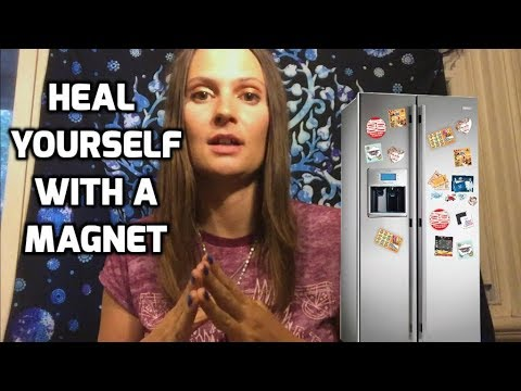 A Fridge Magnet Can Change Your Life! Heal Yourself! (The Emotion Code + Science Behind It)