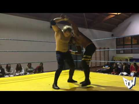 FCW Unleashed Energy: Oliver Carter vs Zacharias Falk