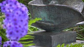Barbara Hepworth Museum and Sculpture Garden - St Ives, Cornwall