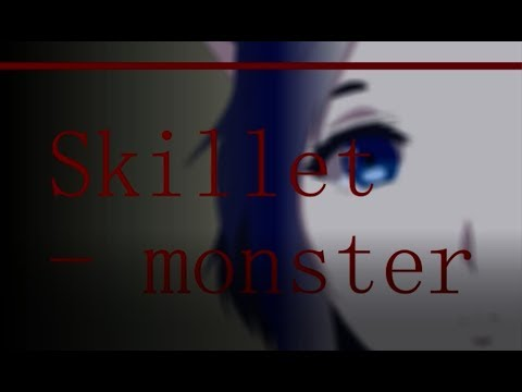 Милшу и Маска Влада Анимация (skillet-monster)