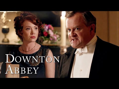 Lord Grantham vs Miss Bunting | Downton Abbey