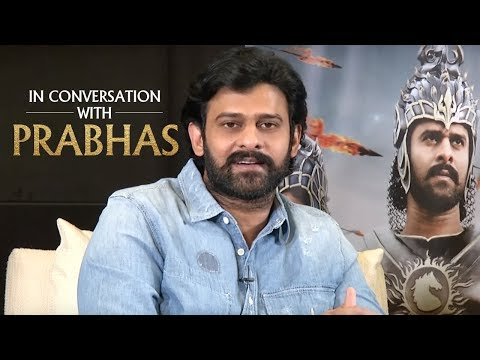 Becoming Baahubali   In conversation with Prabhas   Baahubali - The Beginning   S.S.Rajamouli