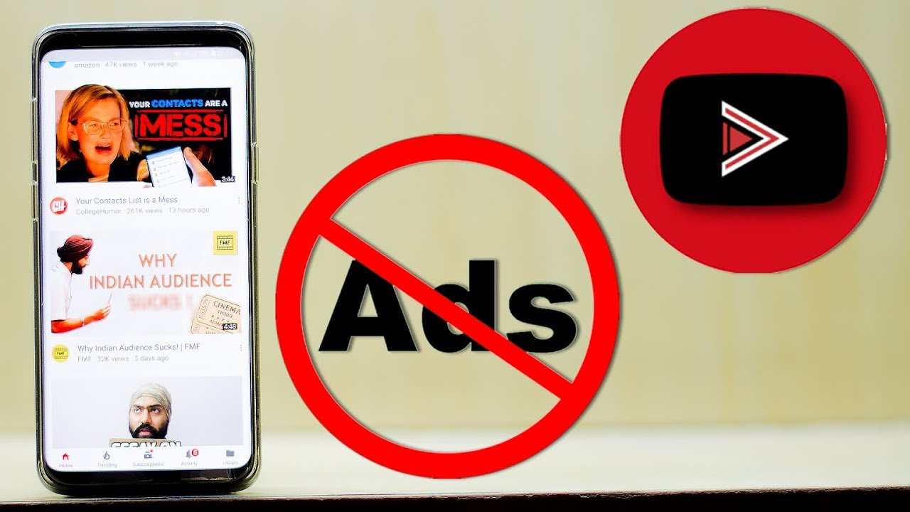 Remove Youtube Ads with Youtube Vanced