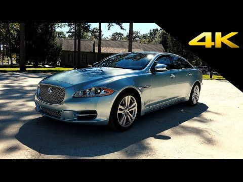 2012 Jaguar XJL - Ultimate In-Depth Look in 4K