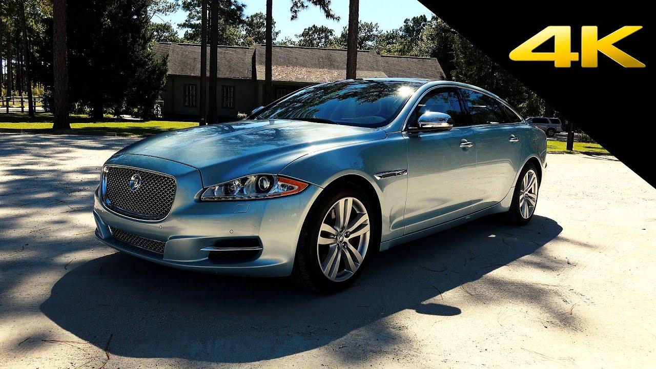 2012 Jaguar XJL   Ultimate In Depth Look In 4K   YouTube