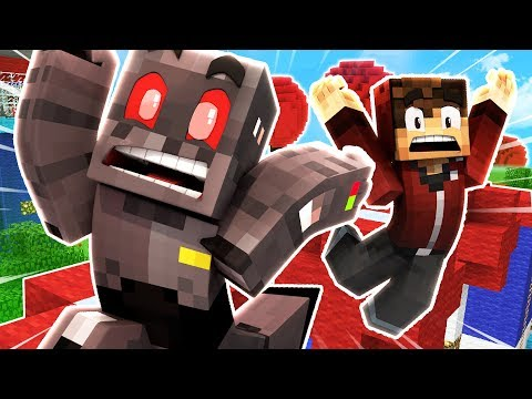 A Total Minecraft WIPEOUT!