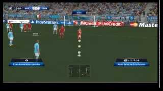 Pes 2014 PC - Gameplay