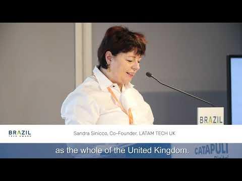 Launch of Brazil Tech Award in London