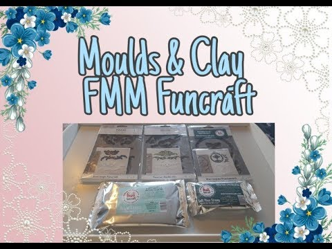 How to make Onlays - Appliques - Using Re design with Prima moulds & FMM Clay
