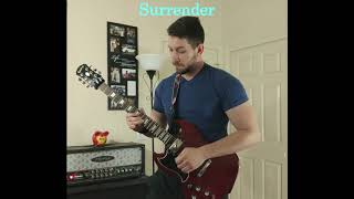 Surrender - Andra and the Backbone (Guitar Cover)
