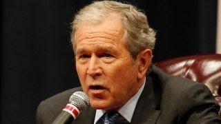 Former President Bush to give speech on North Korea thumbnail