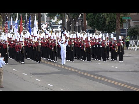 Rancho Verde HS - The Gladiator - 2019 Chino Band Review