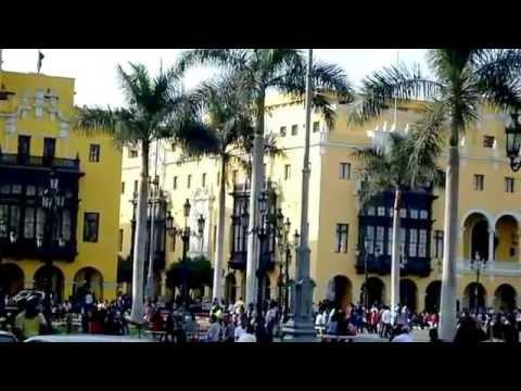 ''Lima'' Ciudad de Los Reyes..!  Otróra Capital de la América Española.