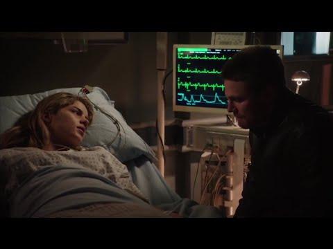 OLICITY | Arrow 4x10 | All hospital scenes + intro | HD