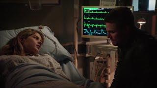 OLICITY   Arrow 4x10   All hospital scenes + intro   HD