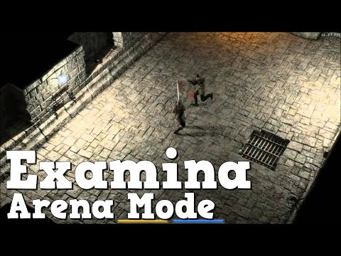 Examina Arena Gameplay | Combat Tactics Included!