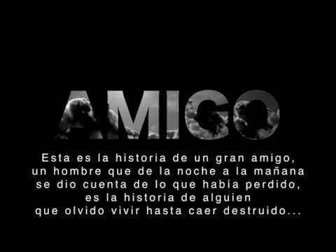 15. SHE - AMIGO (CON LETRA) Nada Es Imposible 2011