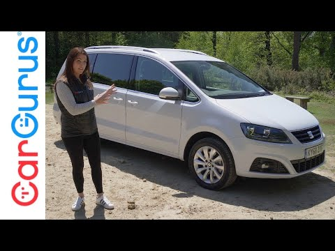 Seat Alhambra (2019) Review: Is This People Carrier Better Than An SUV?  | CarGurus UK