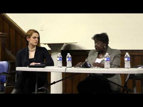 43rd Assembly District Candidate Forum, Shirley Patterson, April 27, 2015