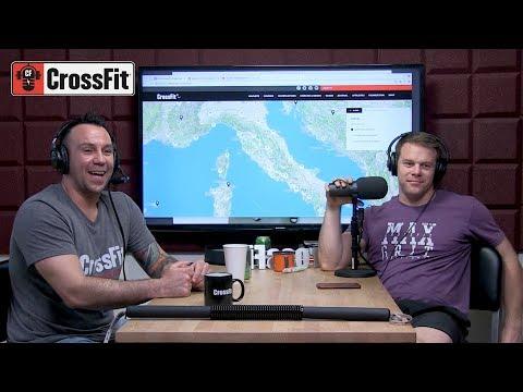 Podcast Ep. 18.35: CrossFit in Italy—Matteo Pozzati