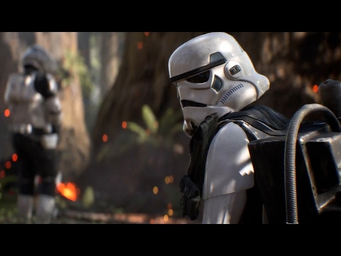 How Star Wars Battlefront 2 Is Making up for the First Game's Mistakes - Star Wars Celebration 2017