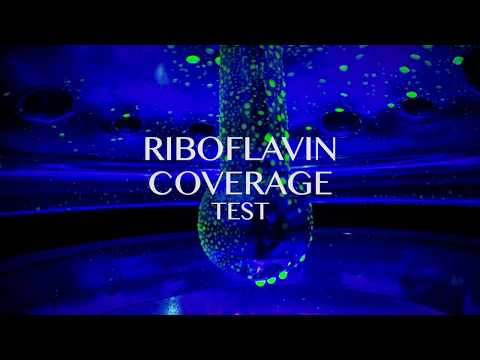 Holloway America Riboflavin Coverage Test