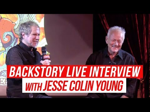 BackStory Presents: Jesse Colin Young live from The Cutting Room NYC