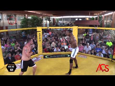 SFCL Light Heavyweight Div Barak Henderson Vs. Richard Johnson