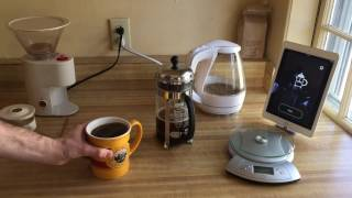 How to make french press coffee for newbies