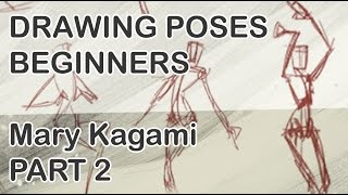 How To Draw Poses Beginners Part 2