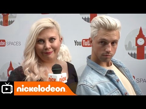 The Scoop | YouTube's biggest stars chat to us! | Nickelodeon UK