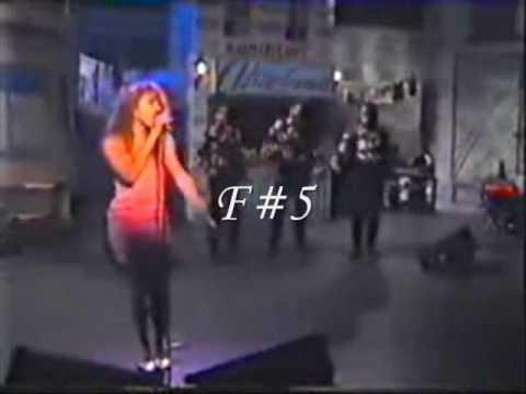 Emotions Vocal Range Live (C3-G#7)