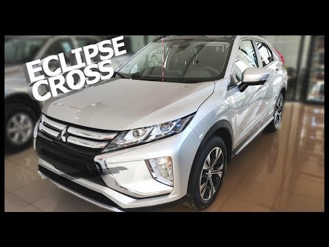 Mitsubishi Eclipse Cross - Walk Around