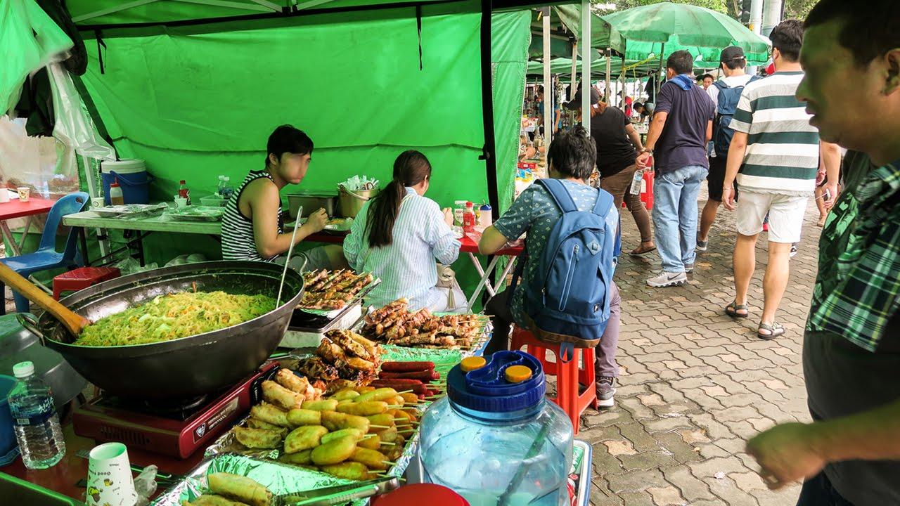 You Tube Korea Street Food