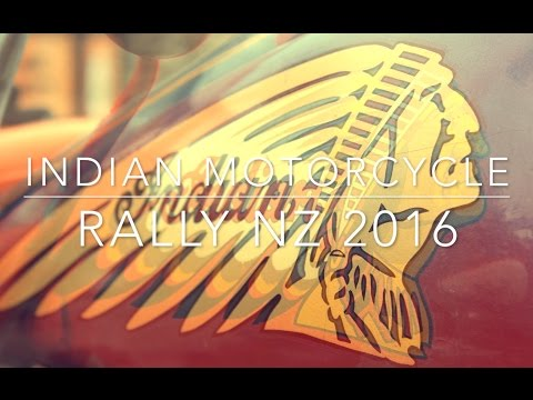 Classic Indian Motorcycle Rally New Zealand 2016, Scout & Chief Motorbikes