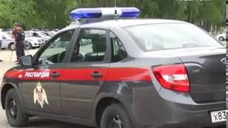 Позавідомча охорона Росгвардии в Самарі провела змагання серед груп затримання