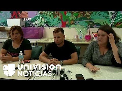 Una nueva familia es reunificada en Texas tras ser separados en la frontera