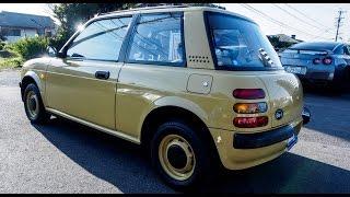 Walk Around/Test Drive - 1987 Nissan BE-1 - Japanese JDM Car Auctions