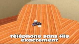 Les Sims 3 Inspiration Loft, Tous Les Objet De Ce Kit.