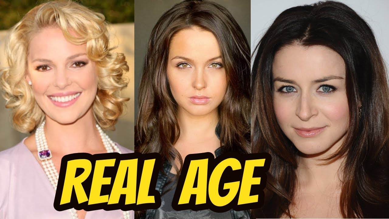 Greys Anatomy American Tv Series Beautiful Actresses 2018