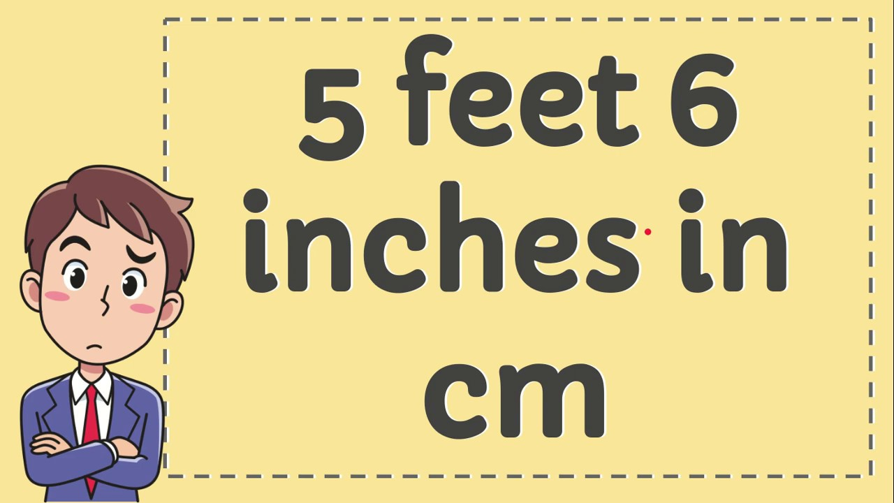 20 Feet 20 Inches in CM