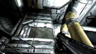 doom 3 gameplay 2 on geforce fx 5500 agp ultra high setting