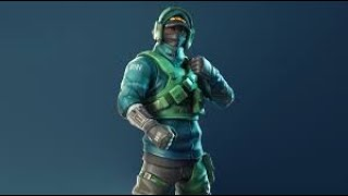 Fortnite Reflex Skin Game Play Edit