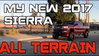 MY 2017 GMC SIERRA ALL TERRAIN